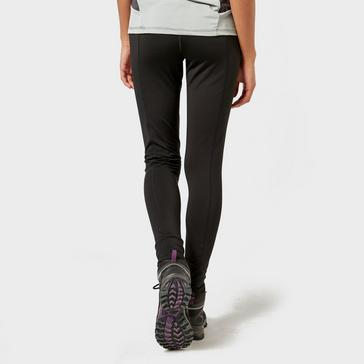 Black Craghoppers Women's Velocity Tights