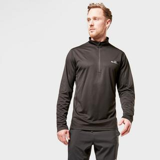 Men's Long Sleeve Zipped Balance Tee