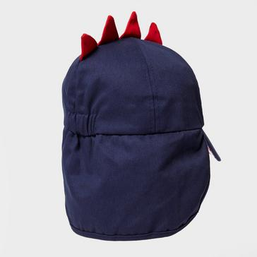 Navy Peter Storm Kids' Animal Legionnaire Sun Hat