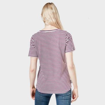 Purple Peter Storm Women's Angel T-Shirt