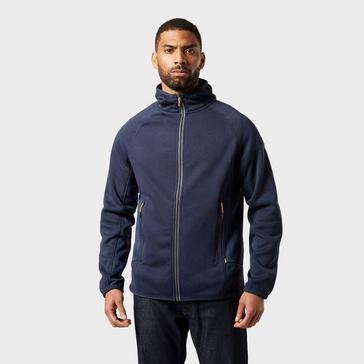 Blue Craghoppers Men's Mannix Hooded Jacket