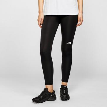 Black The North Face Women's Flex High Rise 7/8 Tights