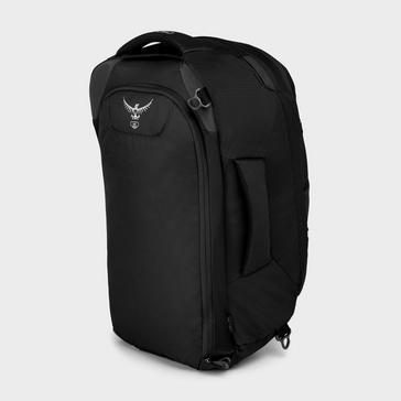 Black Osprey Farpoint 40L Backpack