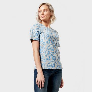 Blue Peter Storm Women's Angel Pattern T-Shirt