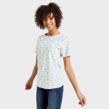 Beige Peter Storm Women's Angel Pattern T-Shirt