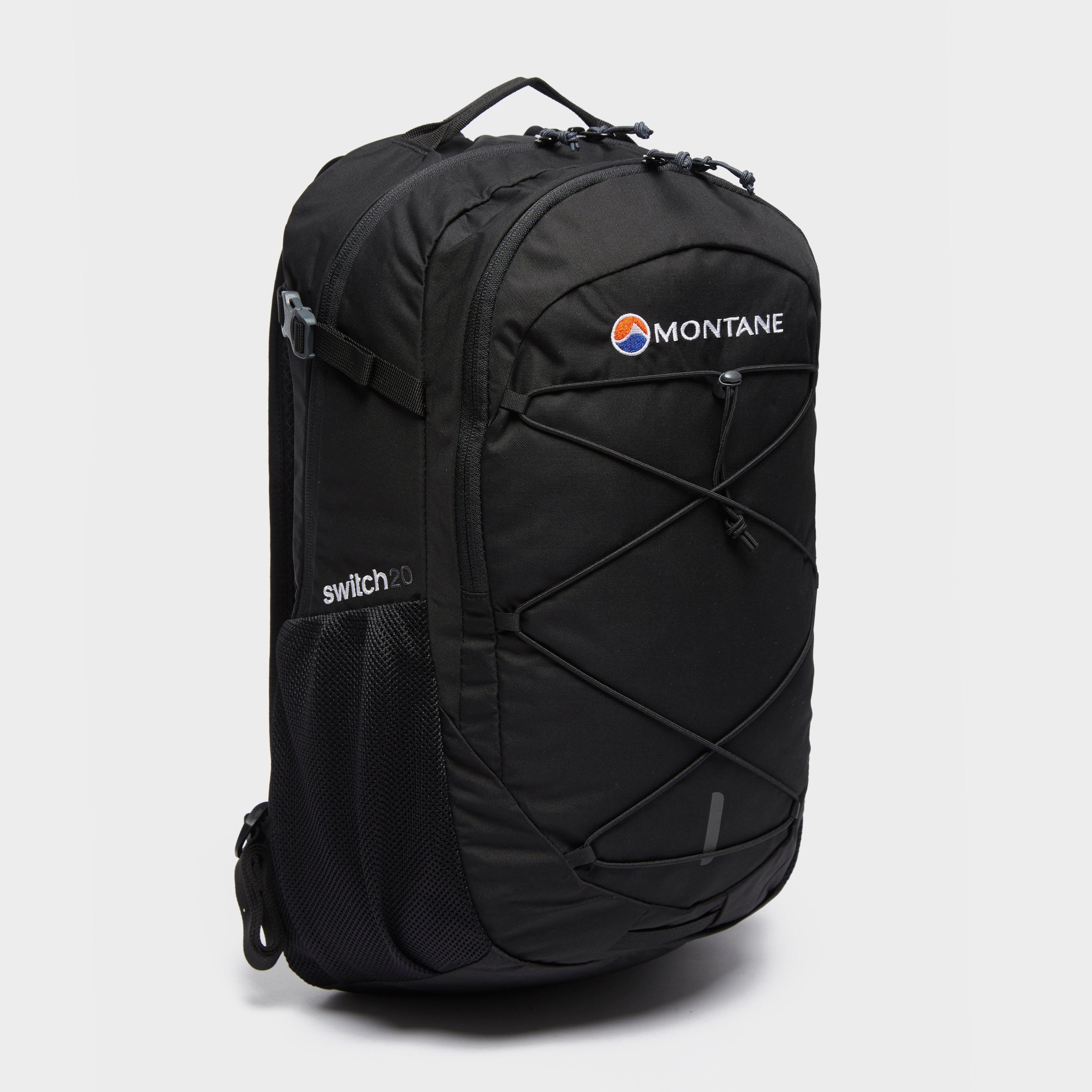 Montane Montane Switch 20 Daypack, Black
