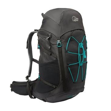 Grey Lowe Alpine Protrail 35:45 Backpack