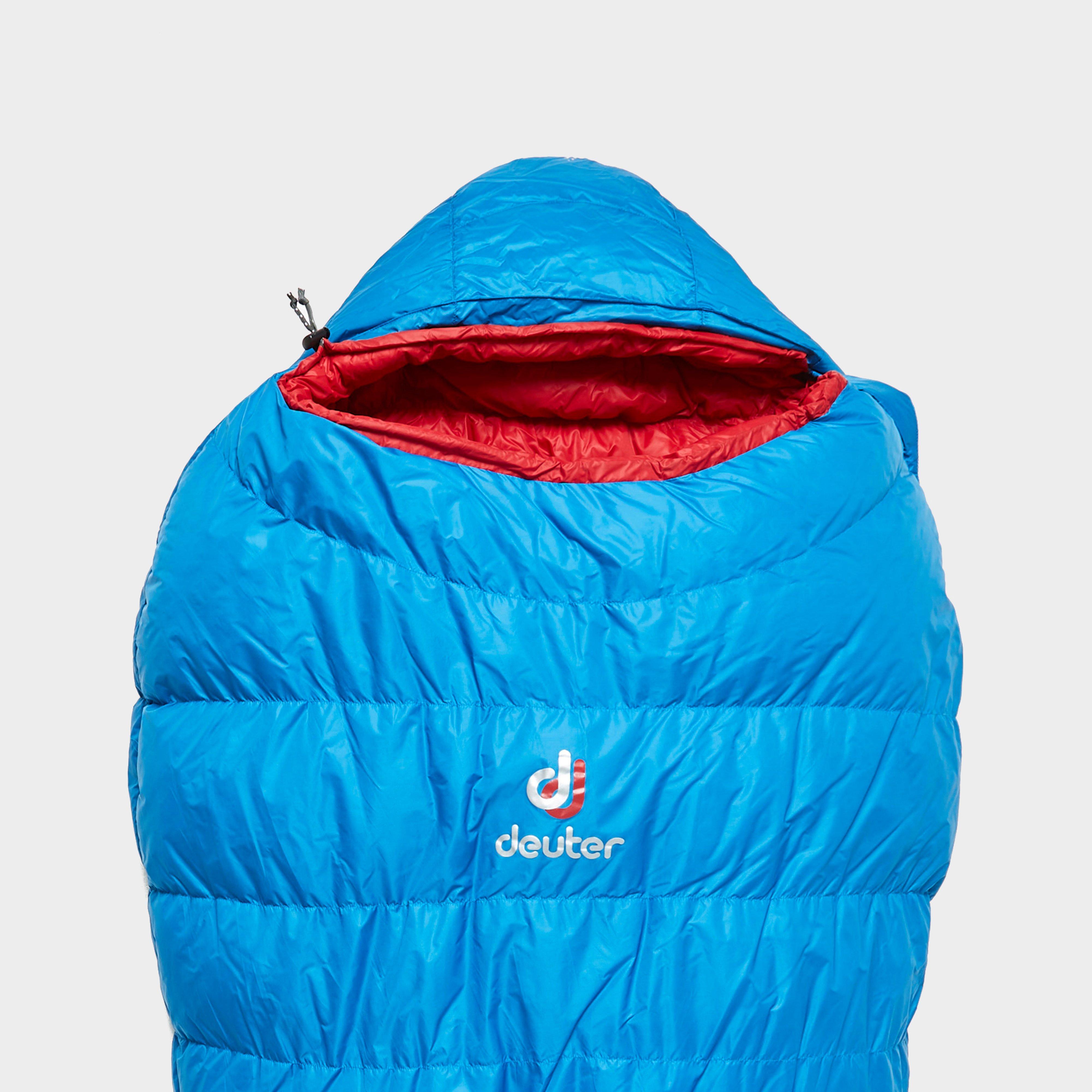 Deuter Deuter Astro Pro 600 Sleeping Bag, Blue