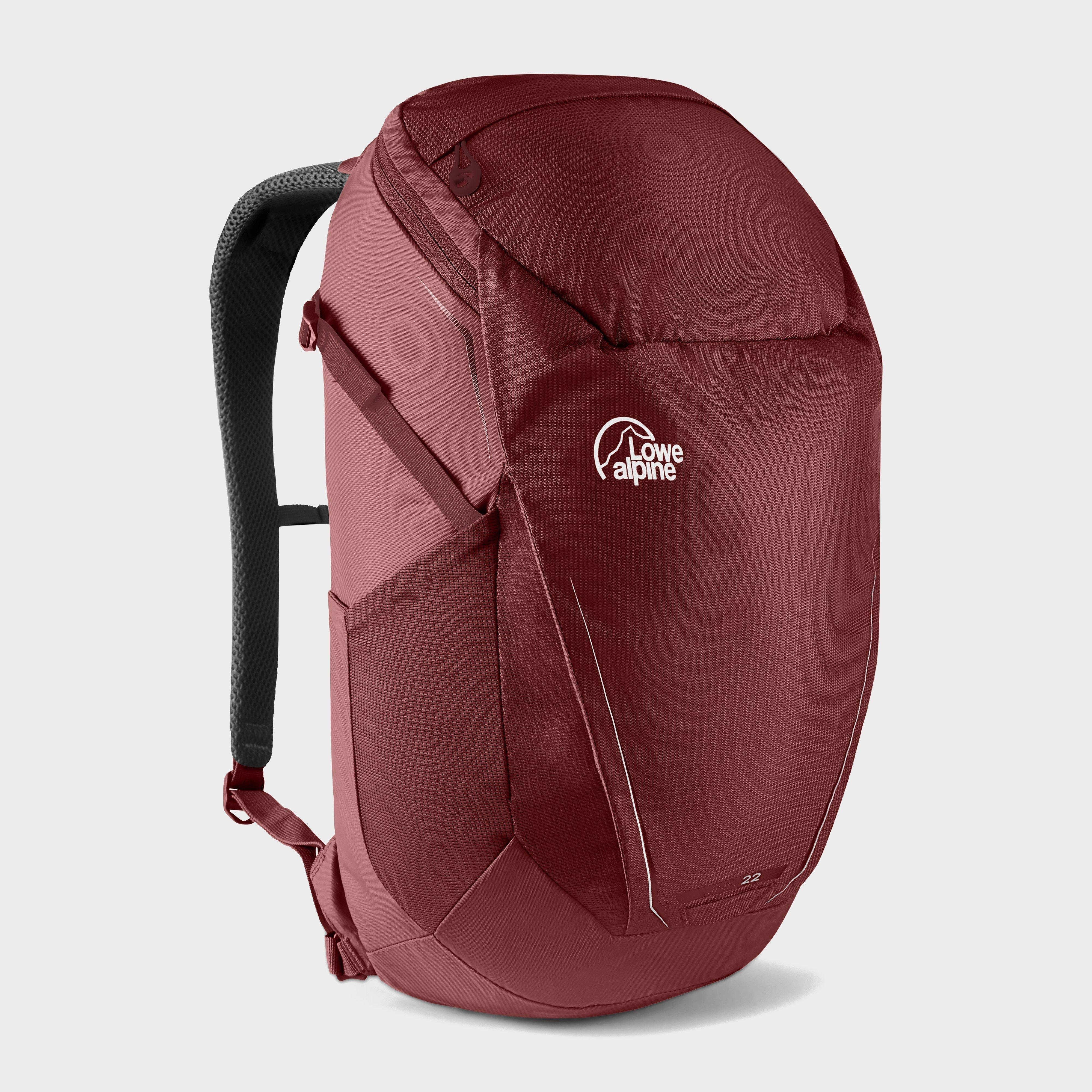 Lowe Alpine Link 22 Litre Daysack - Red/Red, Red