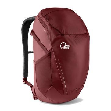 red Lowe Alpine Link 22L Backpack
