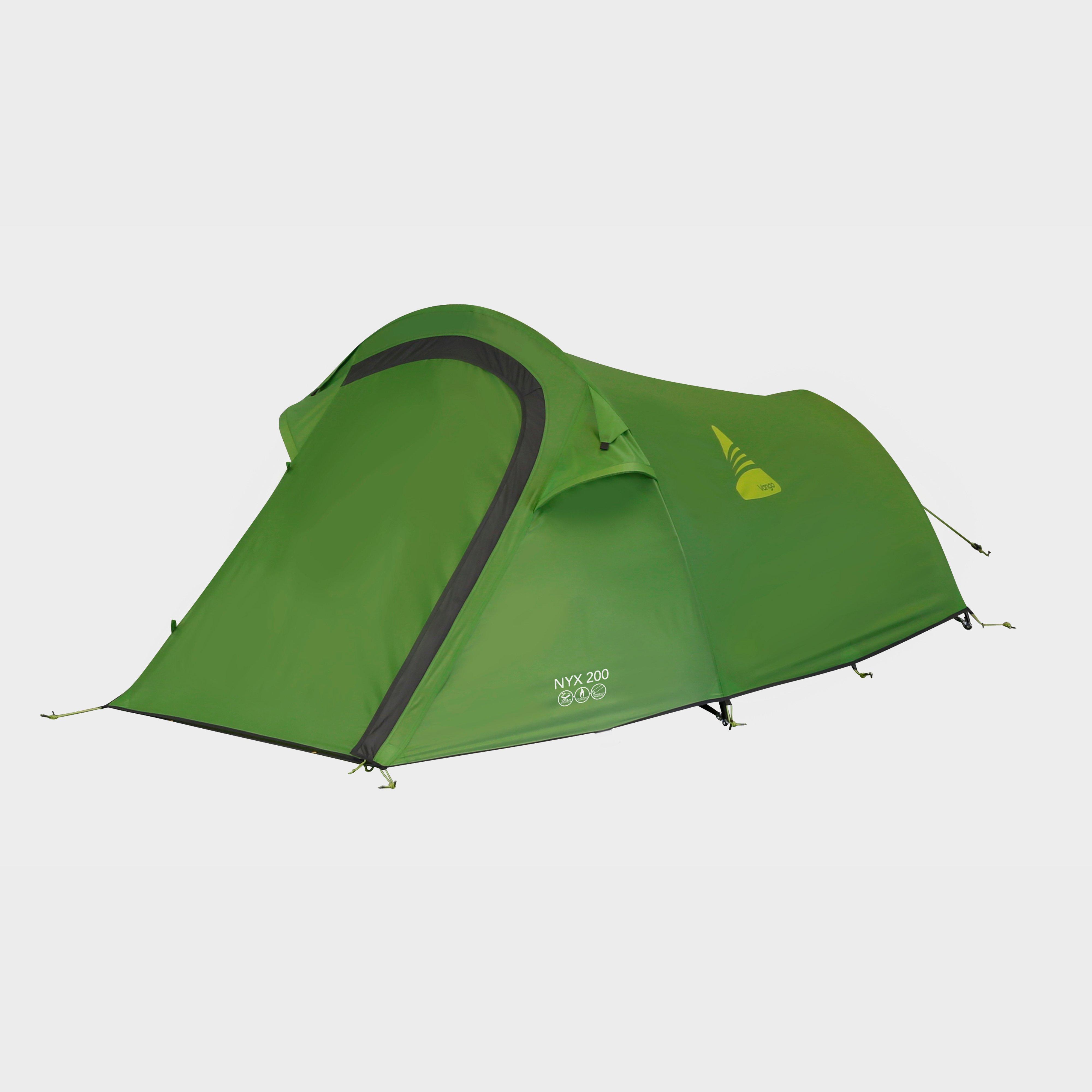 Vango Vango Nyx 200 Tent, Green