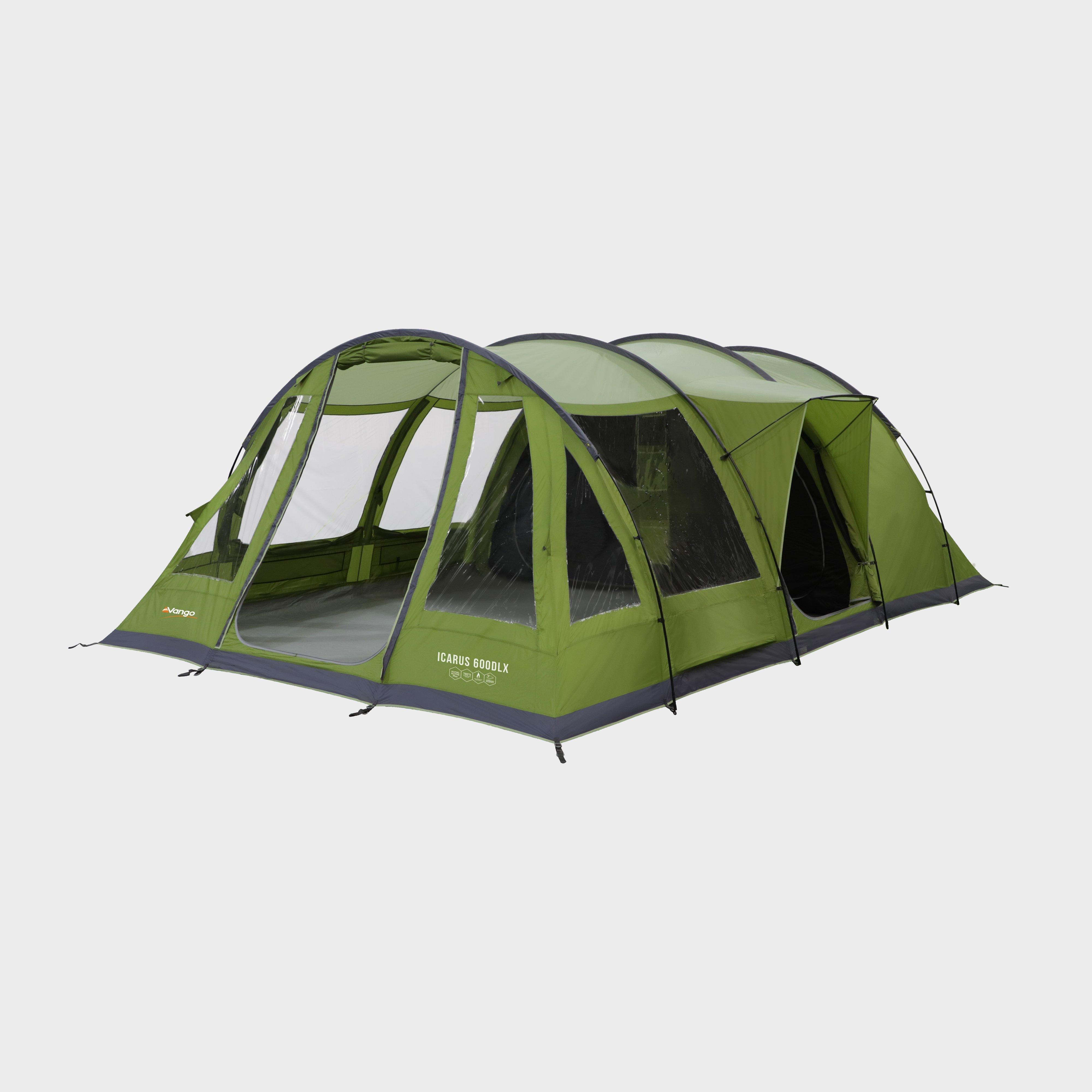 Vango Vango Icarus 600DXL Tent, Green