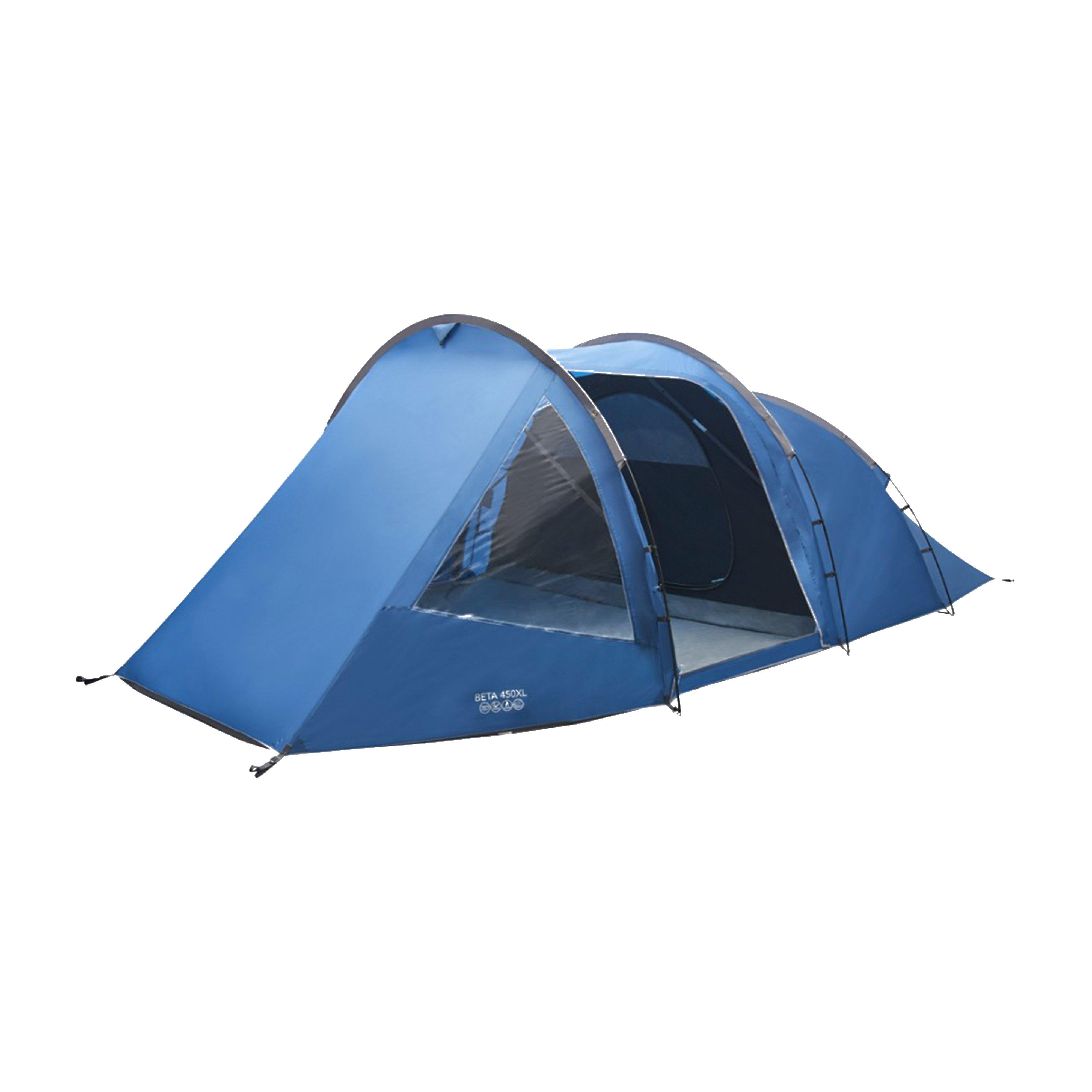 Vango Vango Beta 450XL Family Tent - Blue, Blue