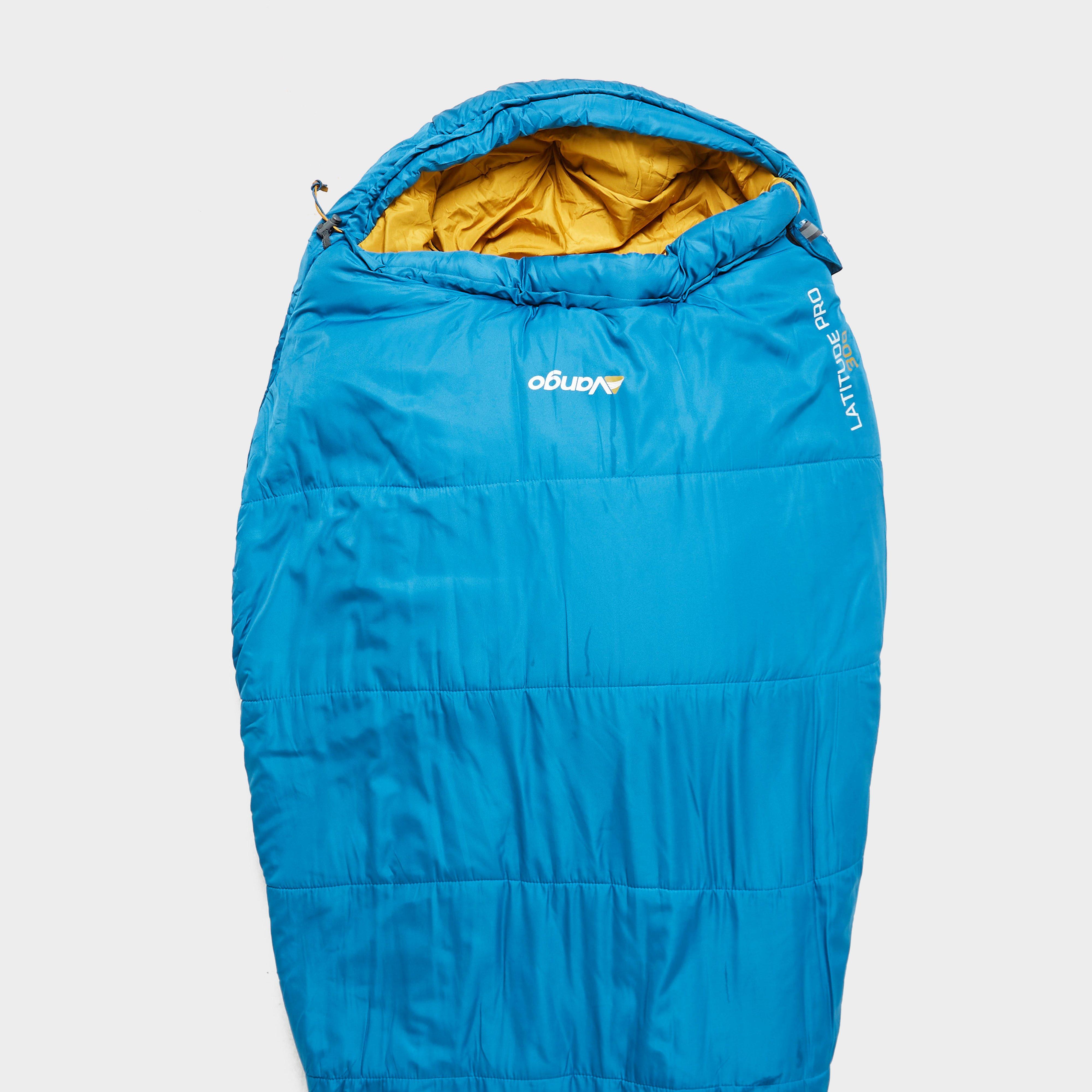 Vango Vango Latitude Pro 300 Sleeping Bag, Blue