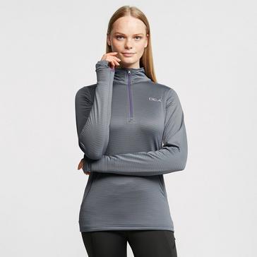 OEX Women's Flint Half Zip Fleece