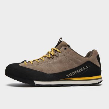 Grey Merrell Men's Catalyst Suede Shoes