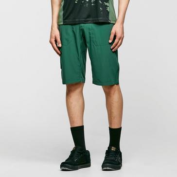 Green Raceface Men's Trigger Shorts