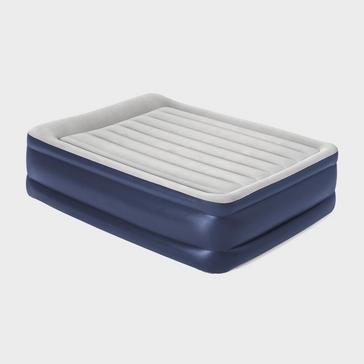 HI-GEAR High Rise Flock King Size Airbed