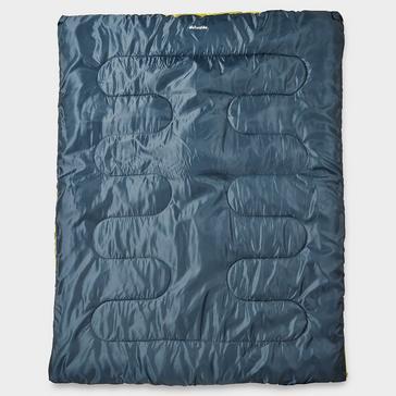 Navy Eurohike Snooze Double Sleeping Bag