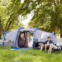 Grey Eurohike Genus 800 Air Tent image 3