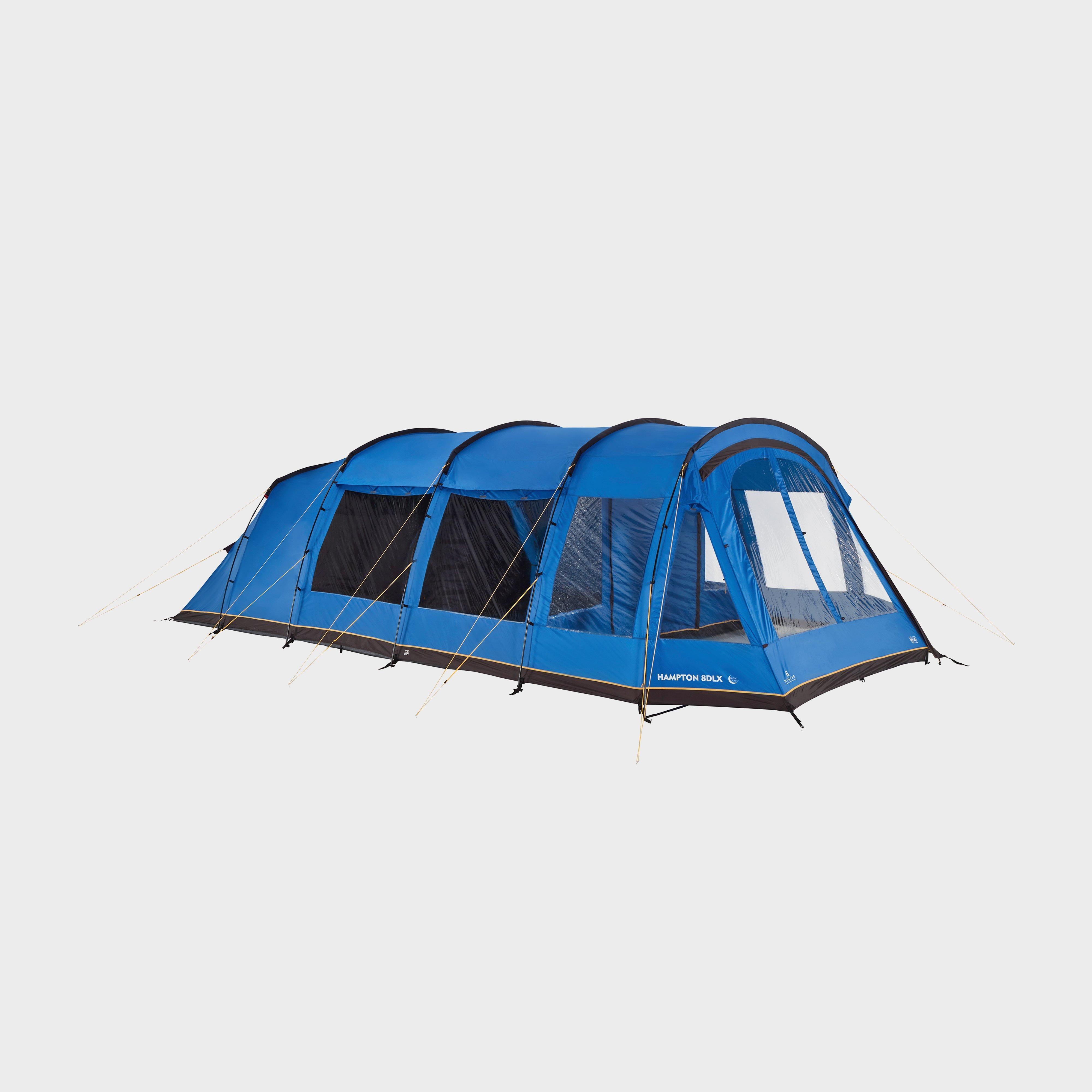 Hi Gear Hampton 8 DLX Nightfall Tent