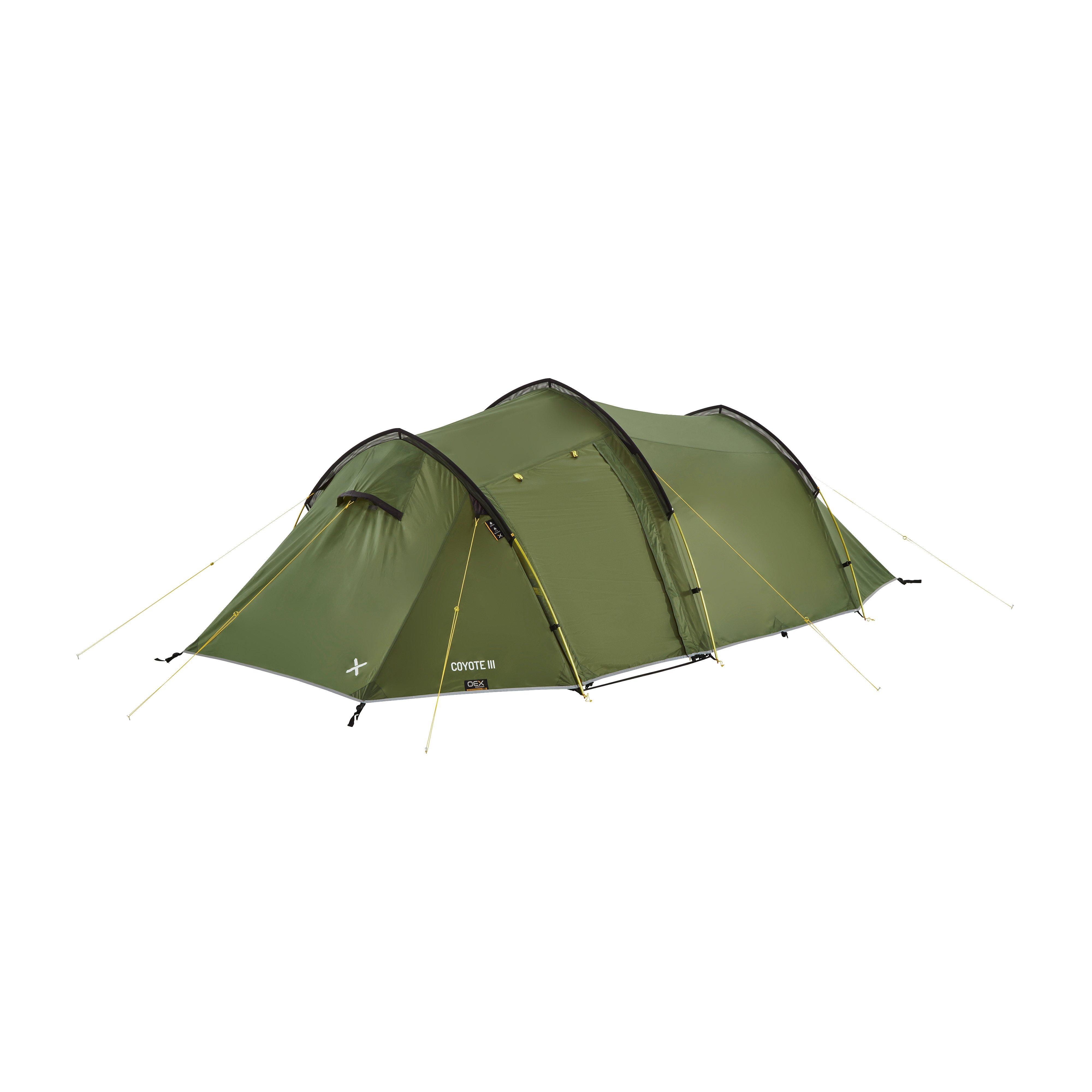 Oex Oex Coyote III Tent, Olive