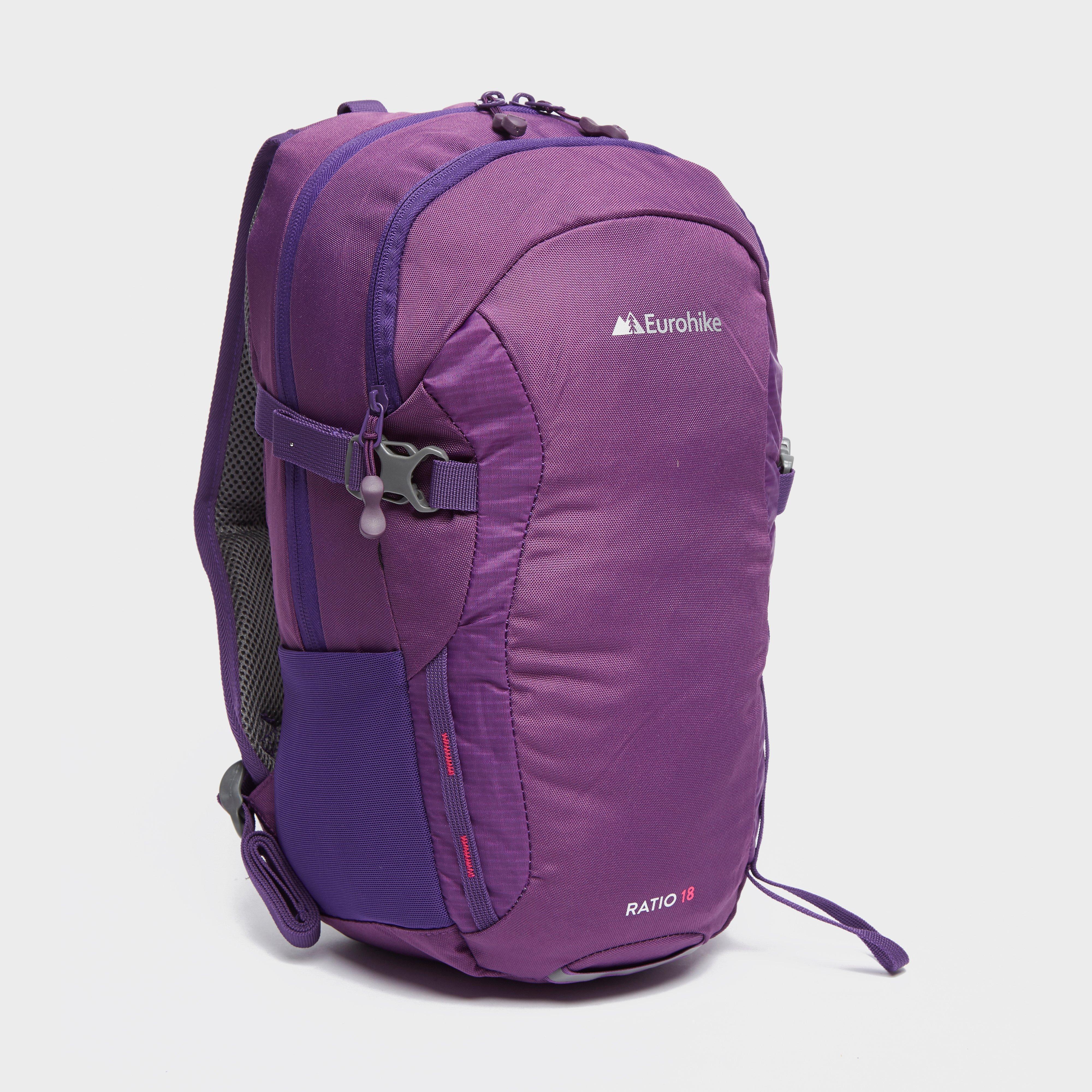 Eurohike Eurohike Ratio 18 Daysack, Purple