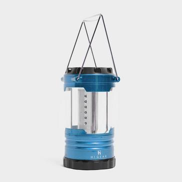 Blue HI-GEAR 18 LED Camping Lantern