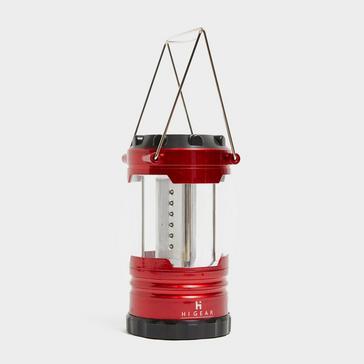 Red HI-GEAR 18 LED Camping Lantern