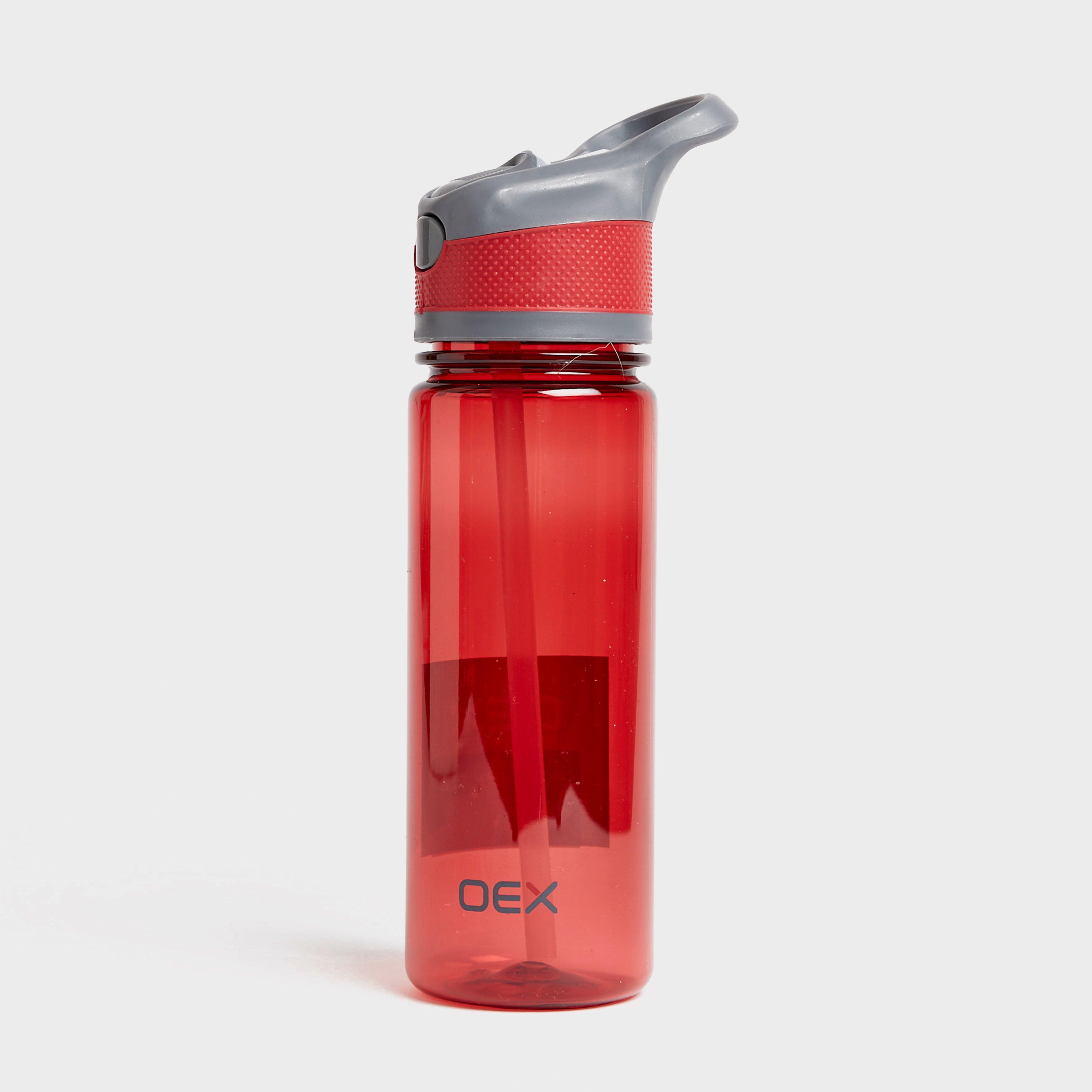 Oex Oex Spout Water Bottle (700ml), Red