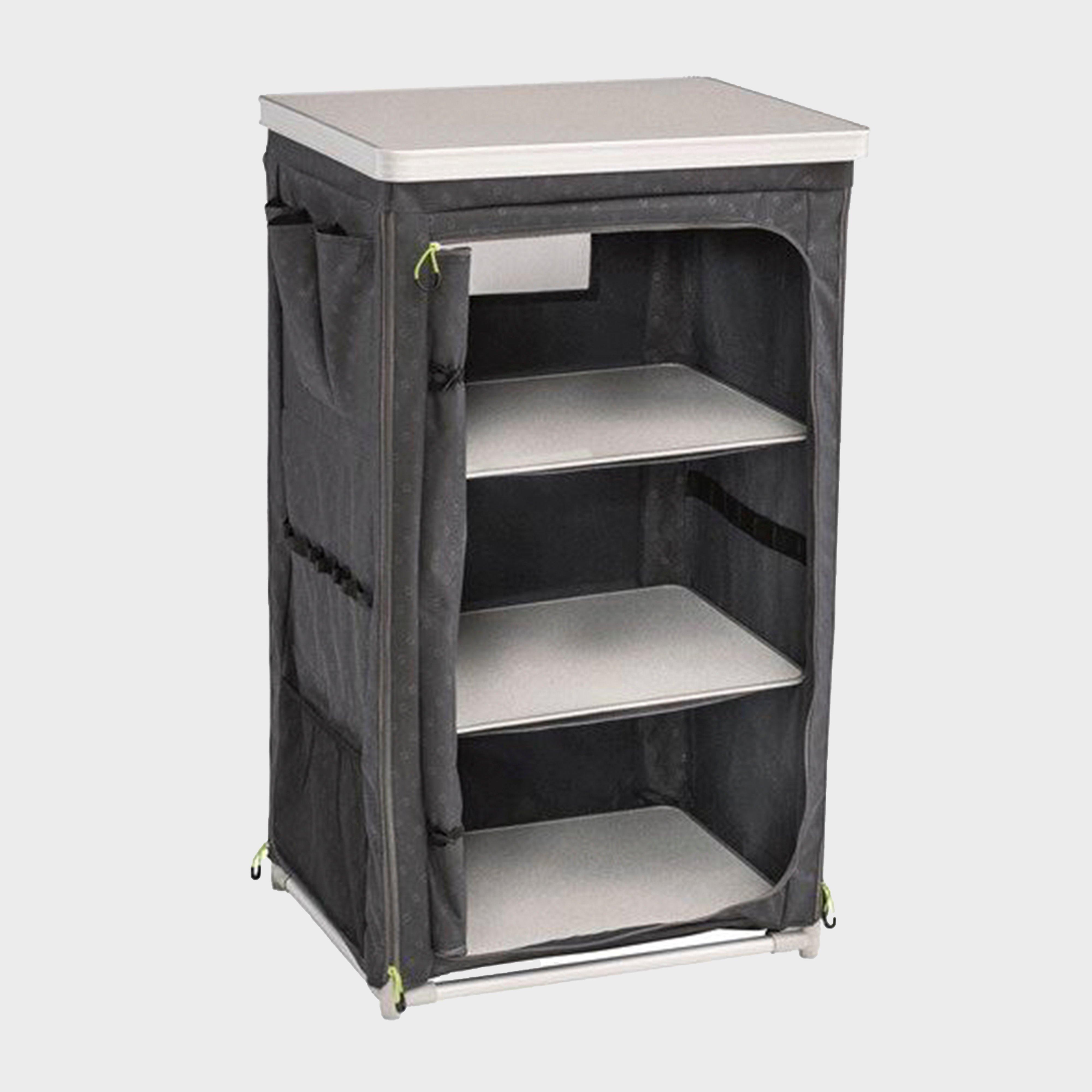 Outwell Milos Storage Cupboard - Grey/Dgry, Grey