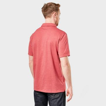 Red Peter Storm Men's Paolo Polo Shirt