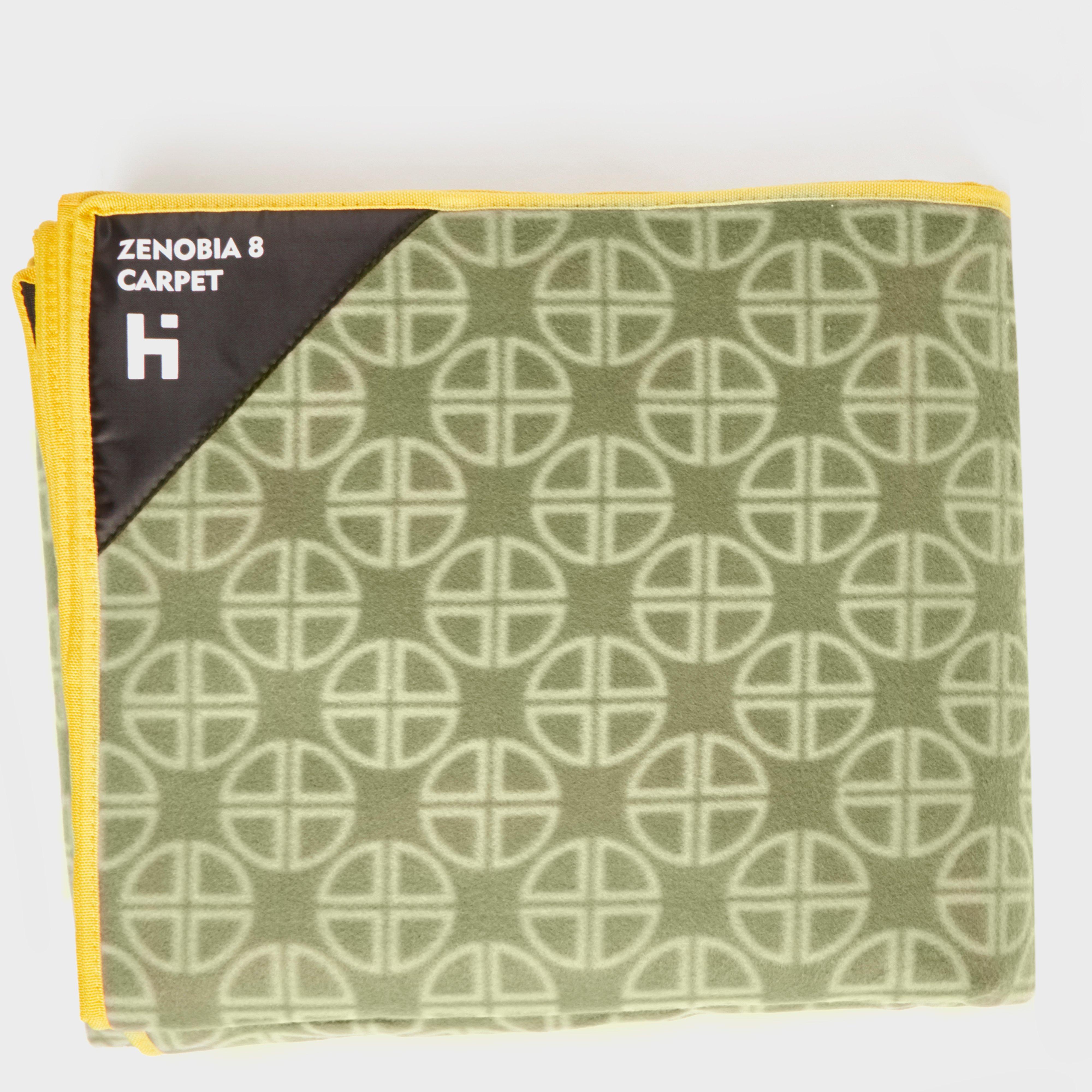 HI-GEAR Zenobia 8 Tent Carpet, Grey