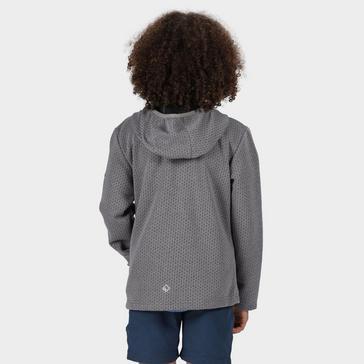 Grey Regatta Kids' Orbiter Fleece