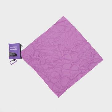 Eurohike Microfibre Mini Clip Towel (40x40cm)