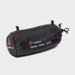 Suede Microfibre Towel Travel (Large)