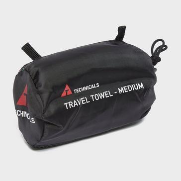 Technicals Suede Microfibre Travel Towel (Medium)