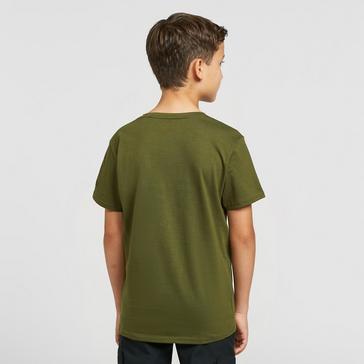 KHAKI Regatta Kids' Bosley T-Shirt