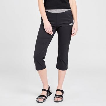 BLACK North Ridge Women's Vitality Cropped Trousers