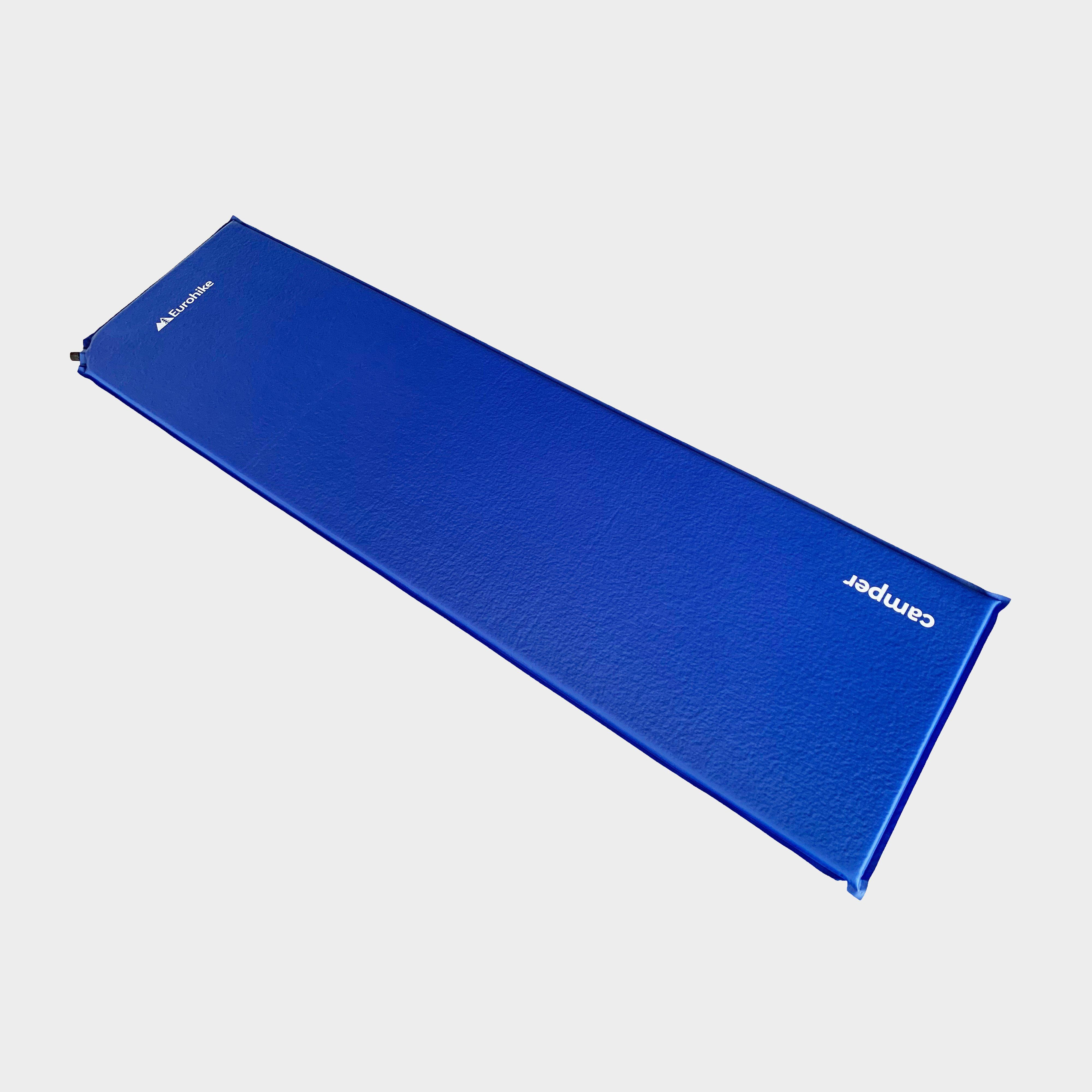 Eurohike Eurohike Camper Single Self-Inflating Mat, Blue