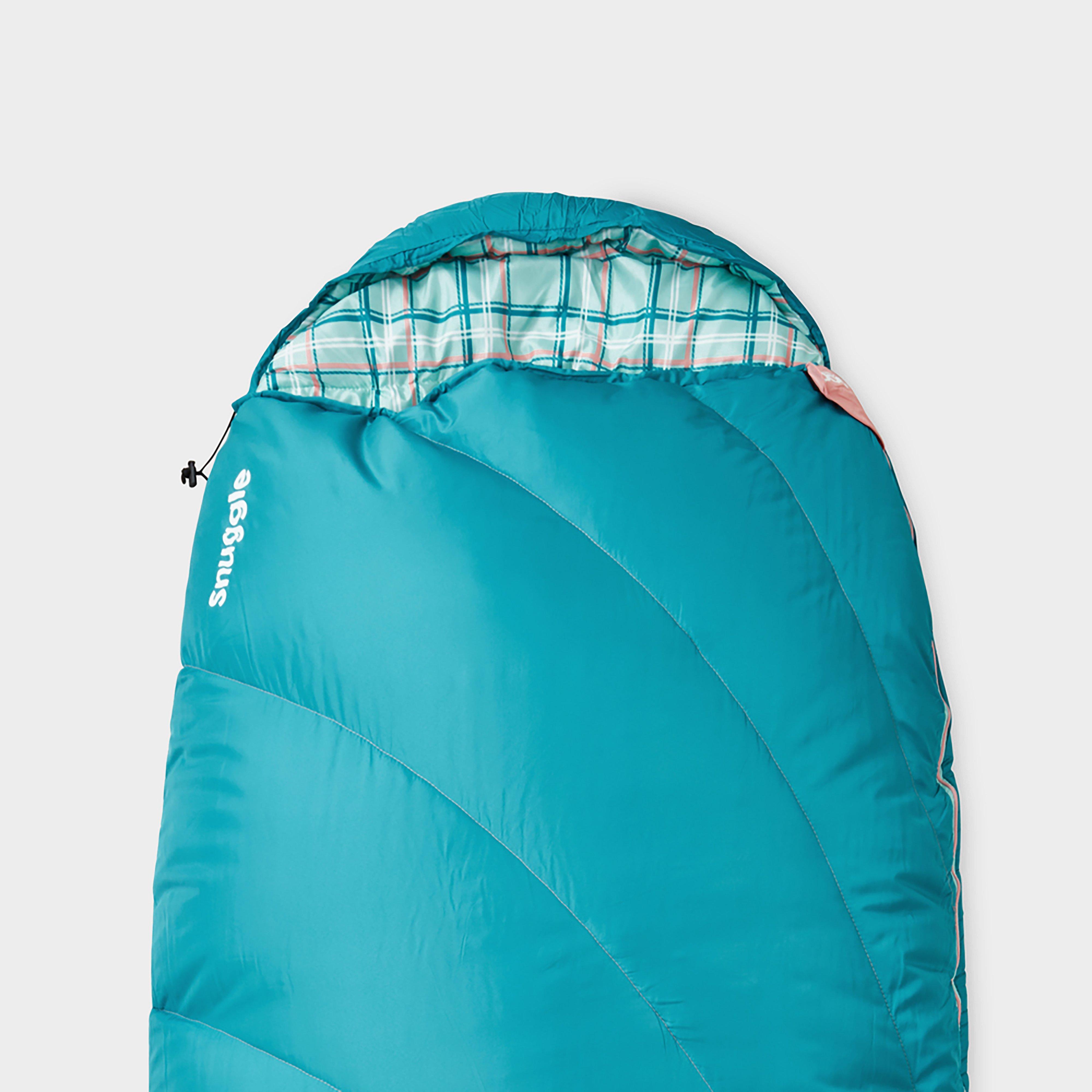 Pod Snuggle 3 Season Sleeping Pod - Blue/Tea, Blue/TEA