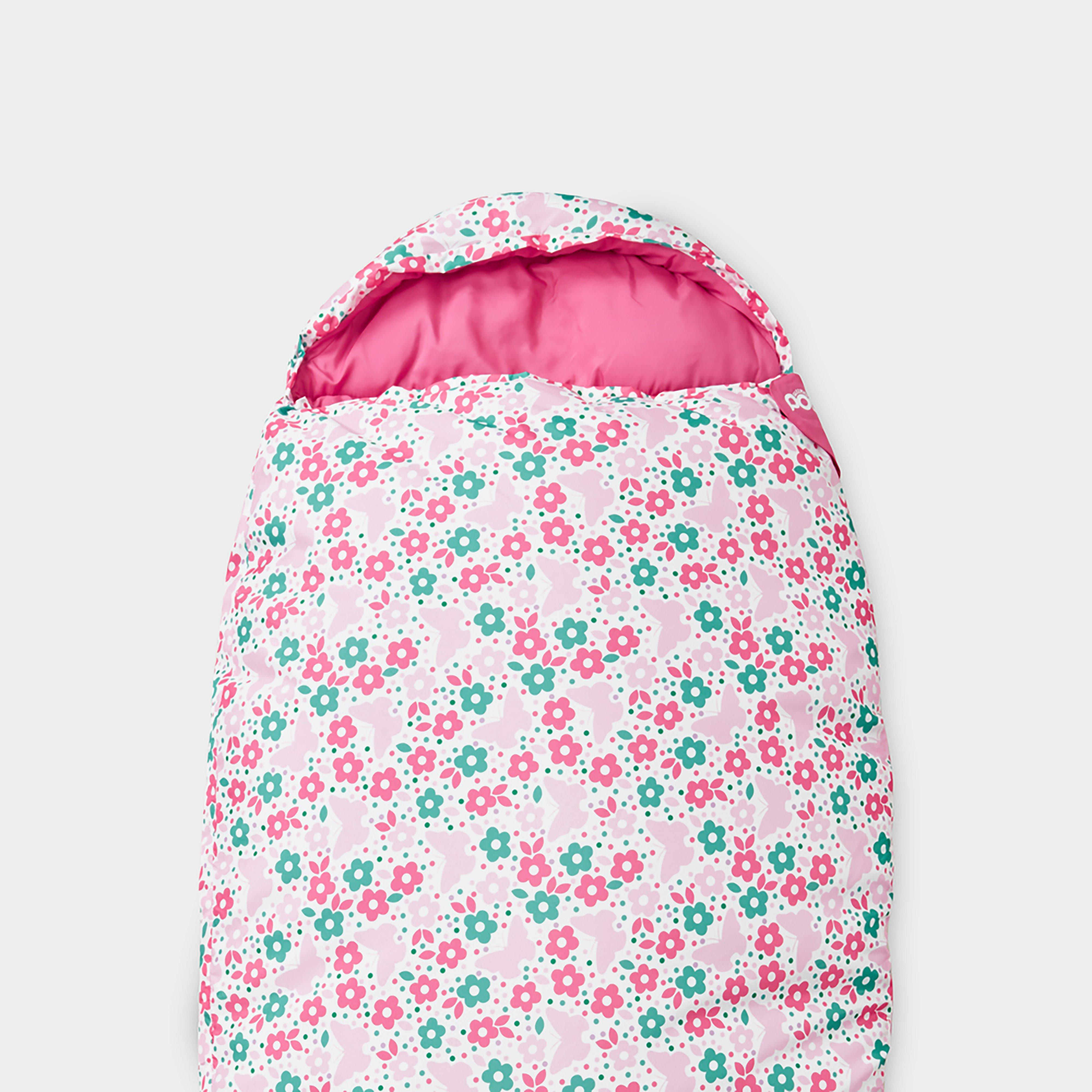 Pod Kids' Sleeping Pod  Flower - Pink/Wht, Pink/WHT