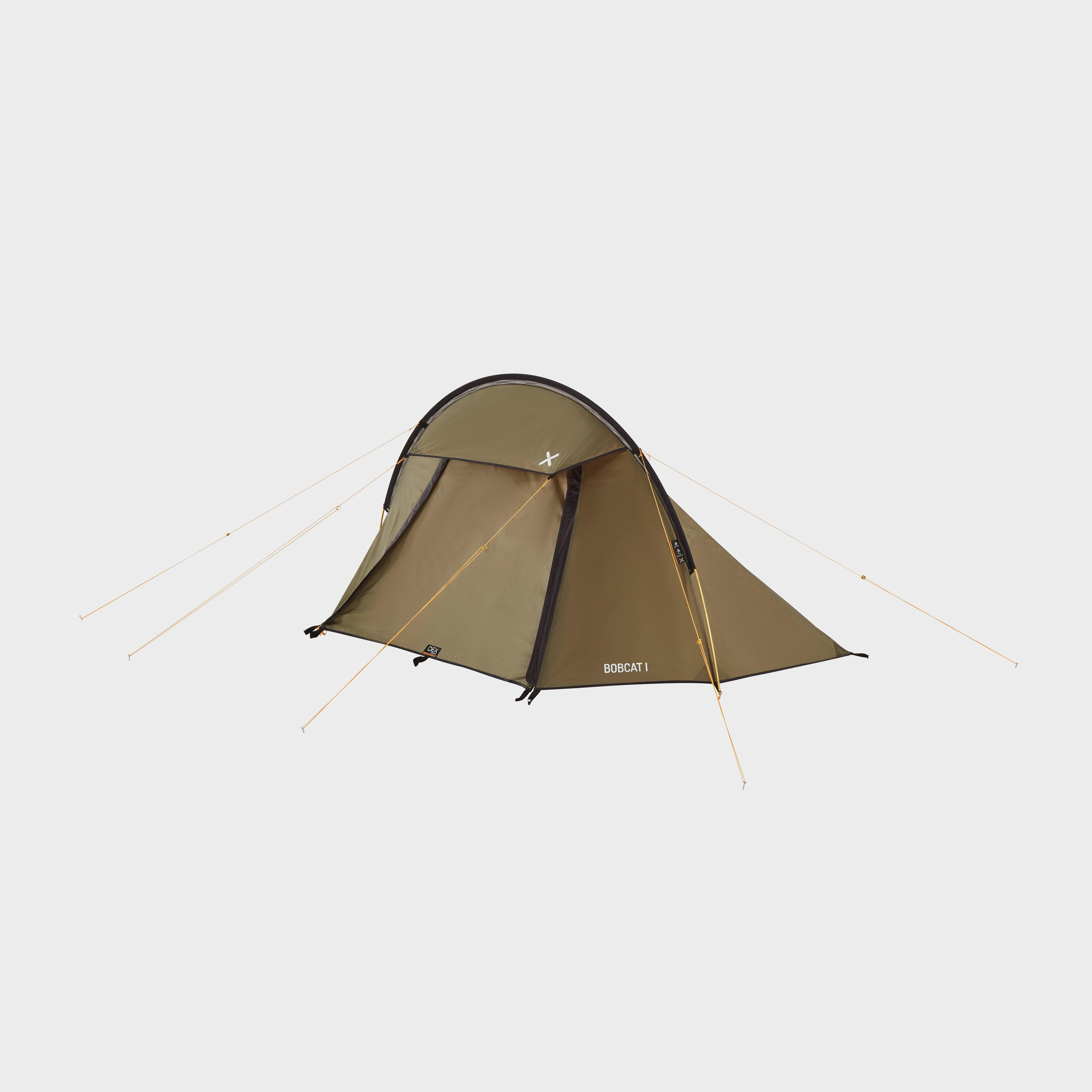 Oex Oex Bobcat 1-Person Tent - Green, Green