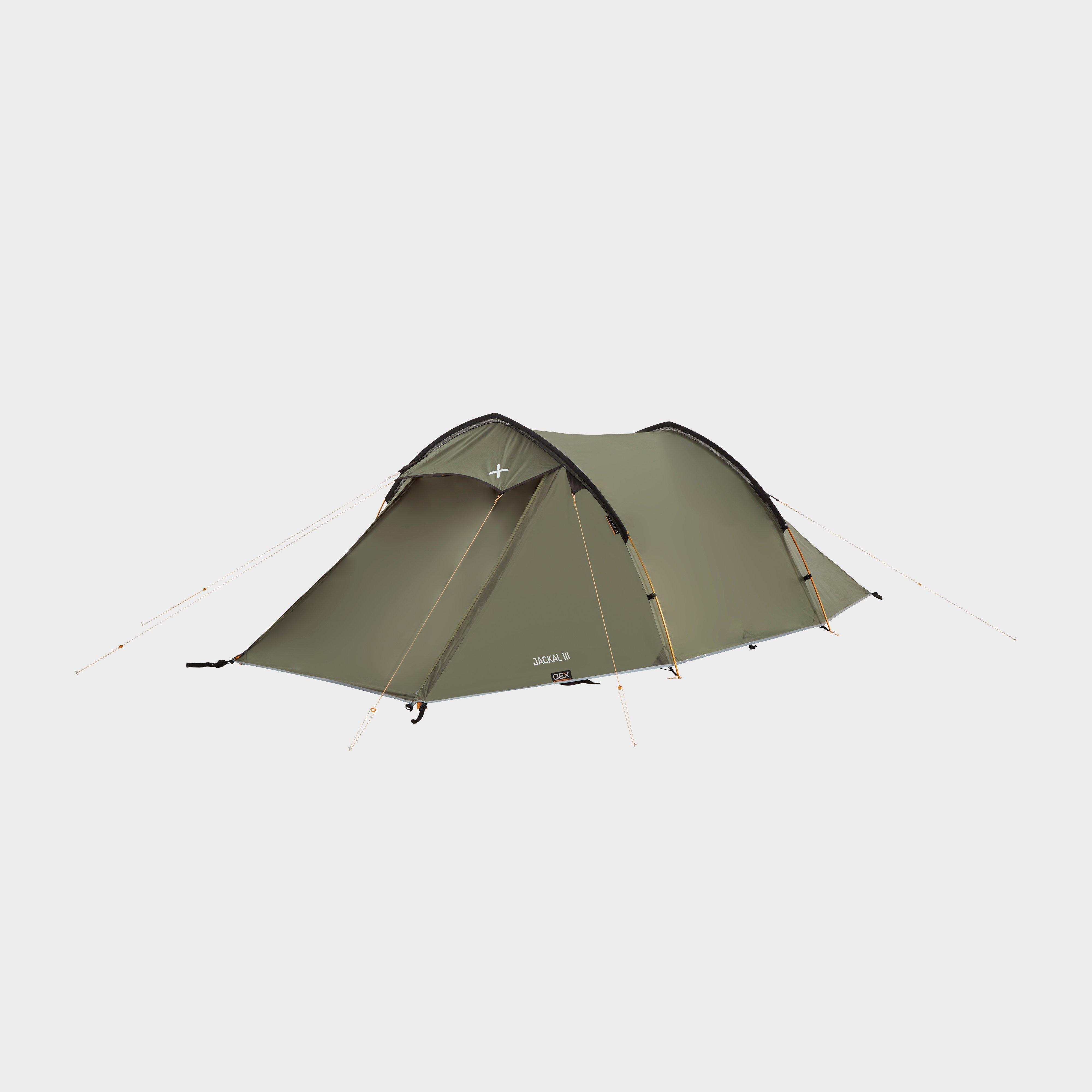 Oex Oex Jackal 3 Tent, Olive