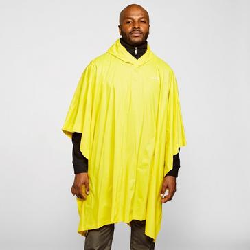 Yellow FREEDOMTRAIL Men's Poncho