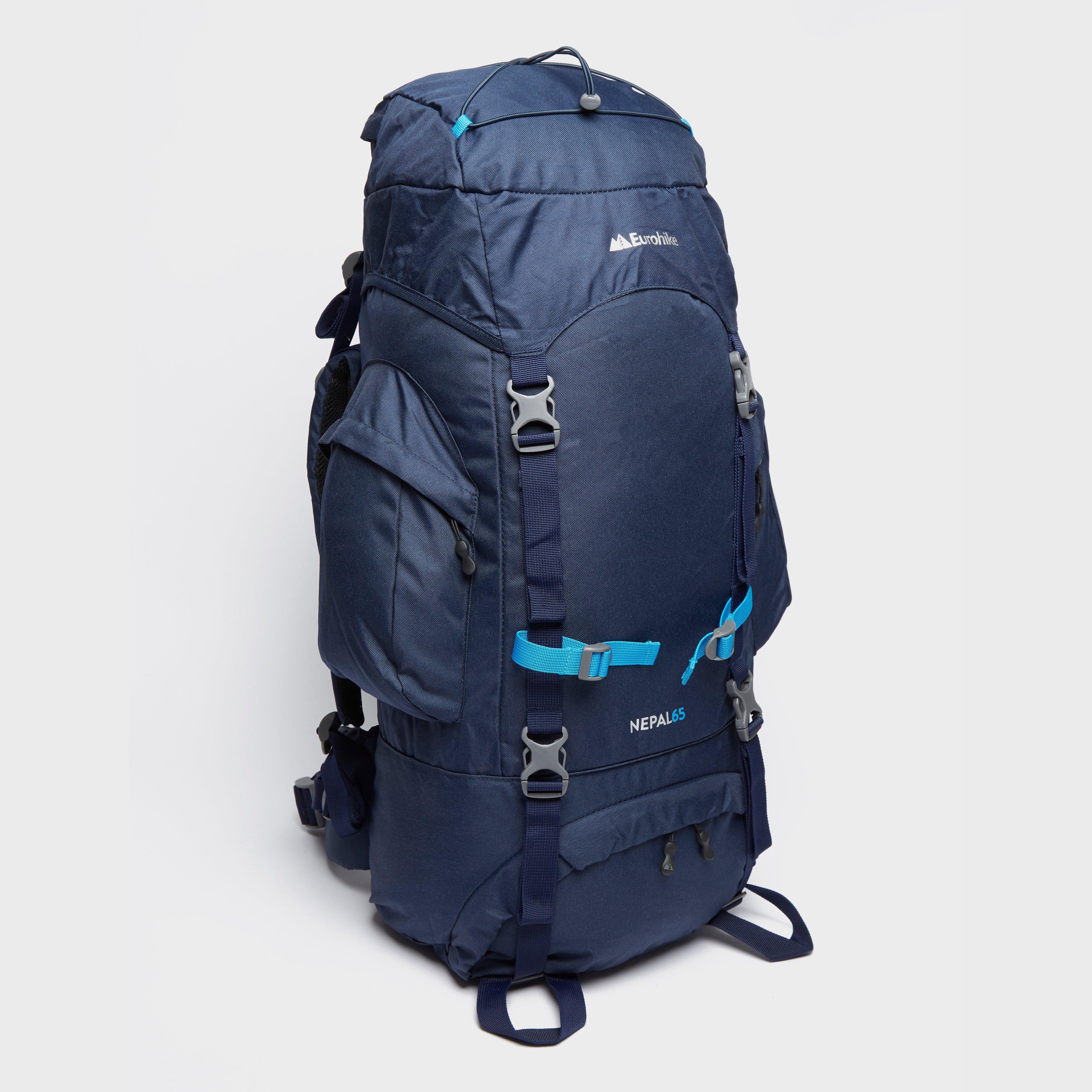 Eurohike Eurohike Nepal 65 Rucksack, Navy