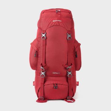 Red Eurohike Nepal 65 Rucksack