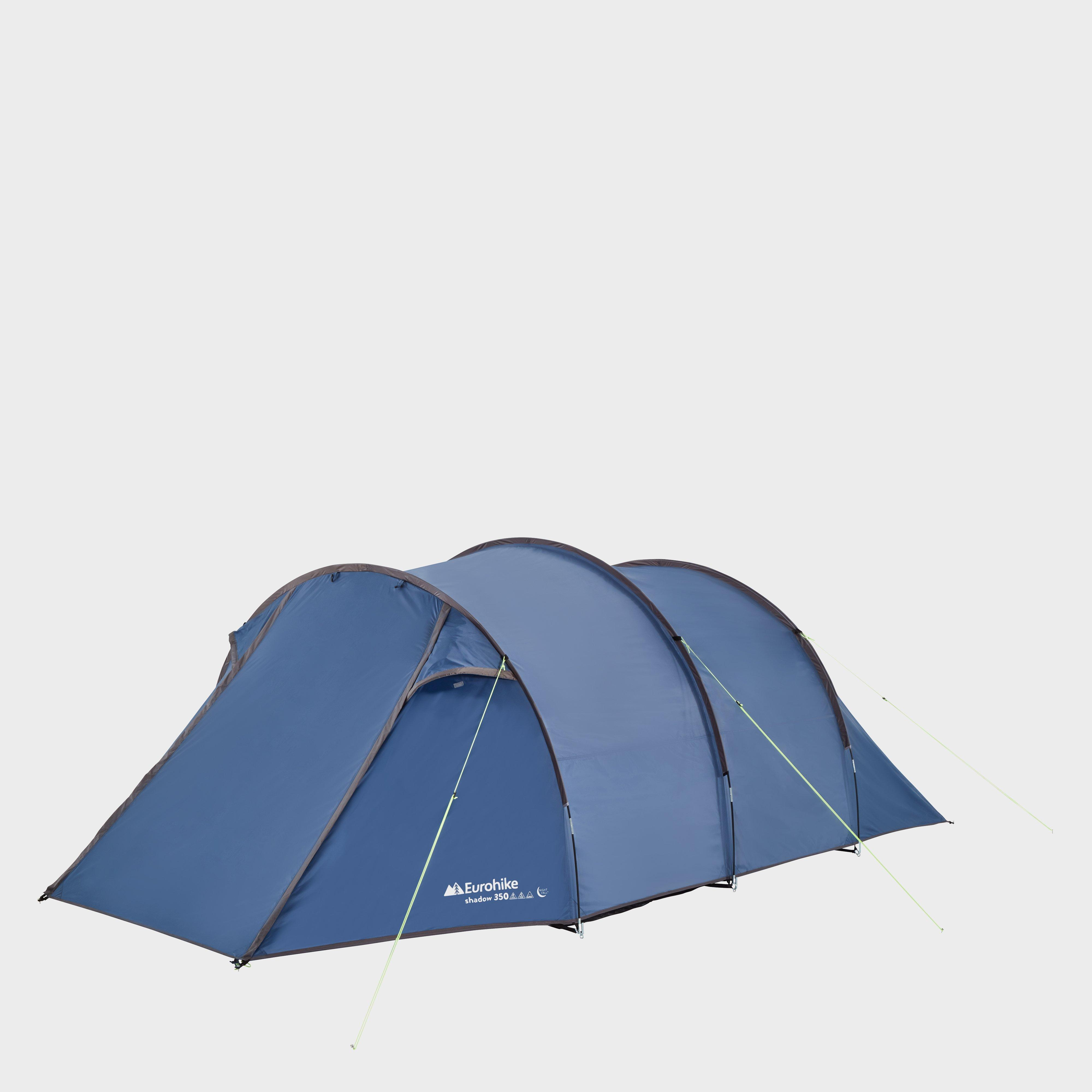 Eurohike Eurohike Shadow 350 Nightfall Tent - Navy, Navy