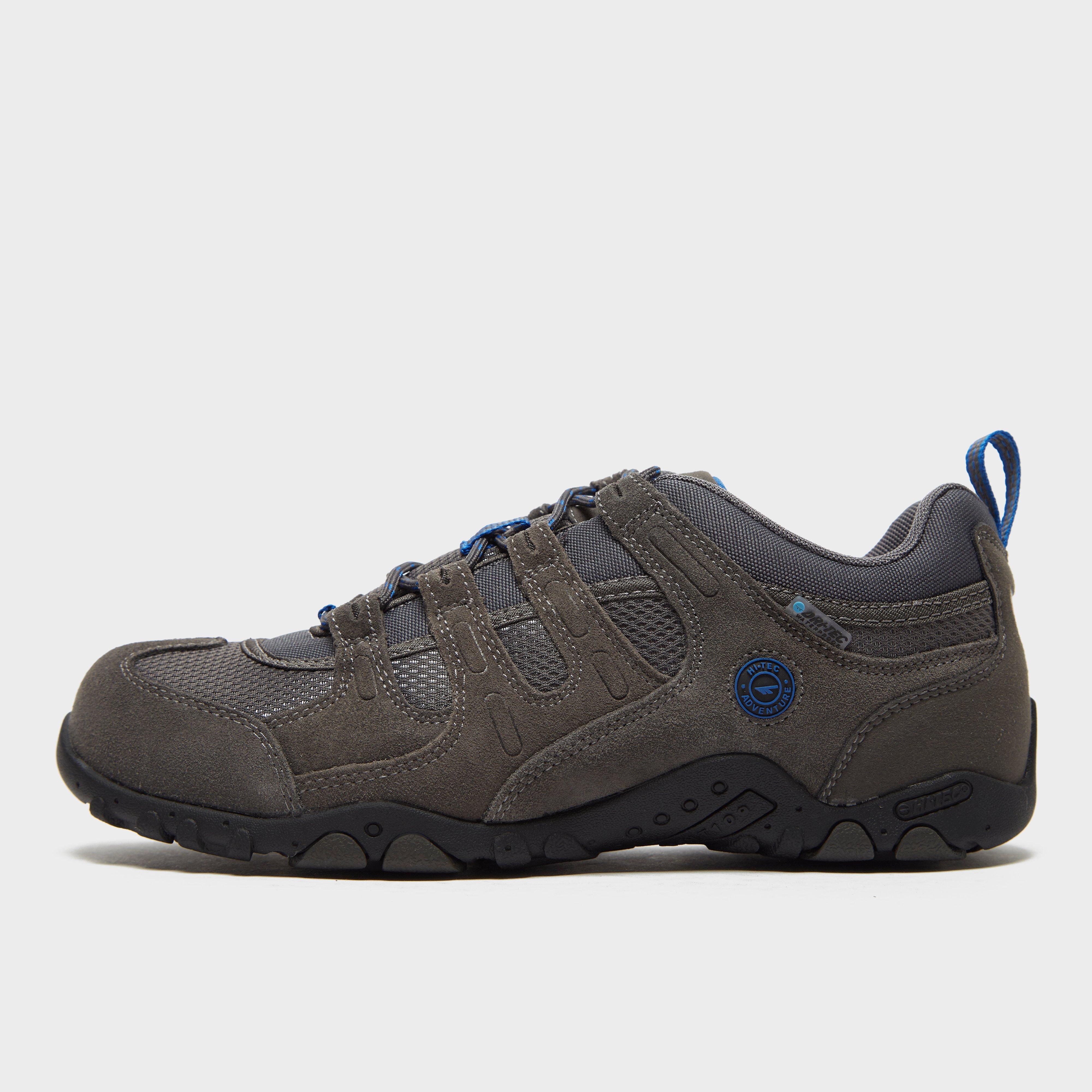 Hi Tec Hi Tec Mens Quadra II Walking Shoe - Grey, Grey