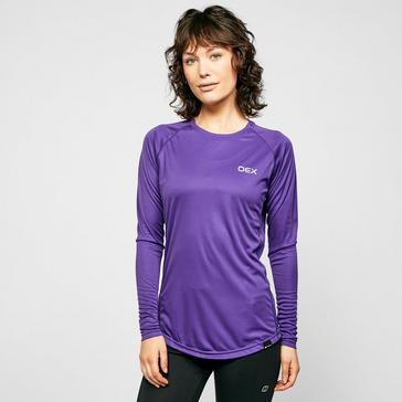 OEX Women's Breeze Baselayer T-Shirt